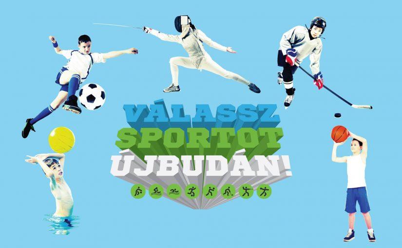 A KMH ott lesz: Válassz Sportot Újbudán 2017.
