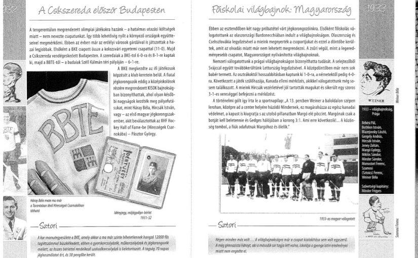 Amit biztos, hogy nem tudtál a magyar egyetemi hokiról!